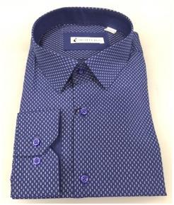 Ανδρικό πουκάμισο σταμπωτό